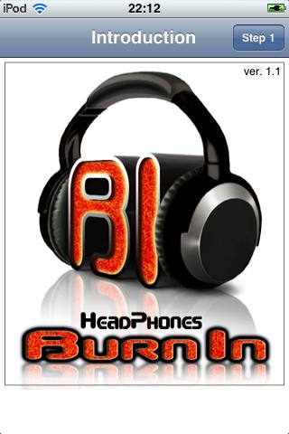 iOSApps-hpBurnIn