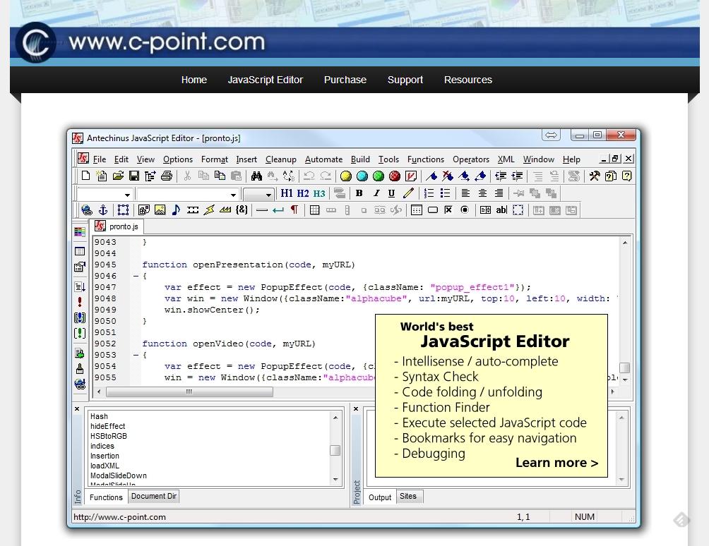 c-point-website-development-&-promotion-software