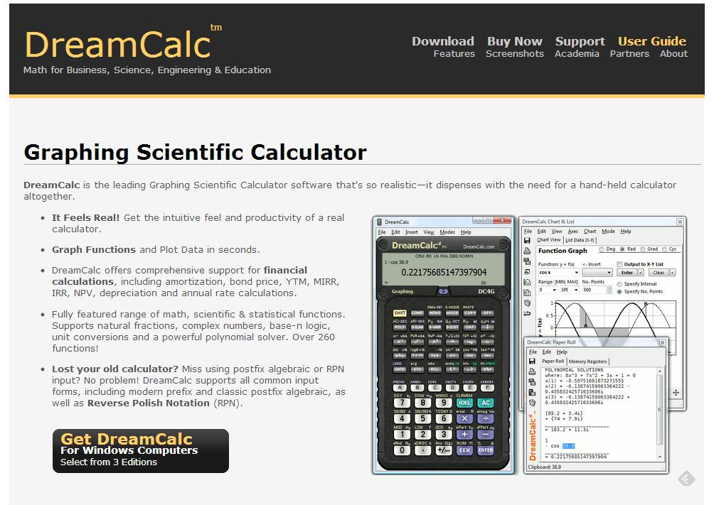 creamcalc-graphing-scientific-calculator