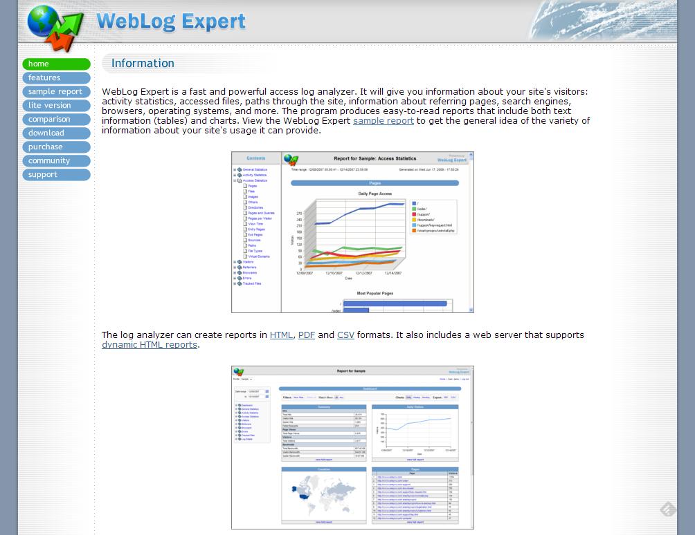 webLog-expert-powerful-log-analyzer